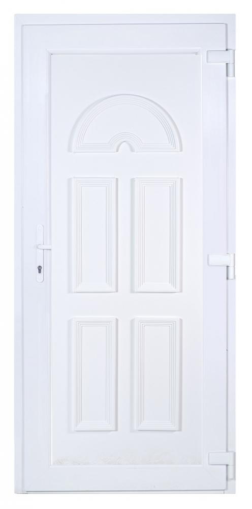 Temze tömör műanyag bejárati ajtó