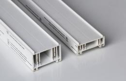 Fehér 70mm-es univerzális toktoldók(Aluplast, Wintech)