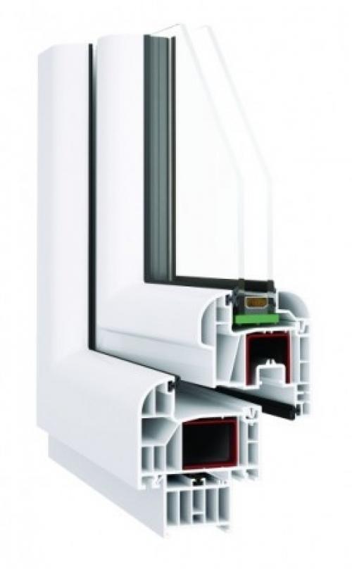 Prémium 80 6K Bukó-Nyíló Ablakok és Erkélyajtók